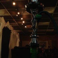 Photo taken at Cloud 9 Hookah Lounge by Gabrielle T. on 1/27/2013
