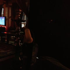 Photo taken at Cloud 9 Hookah Lounge by Gabrielle T. on 1/6/2013