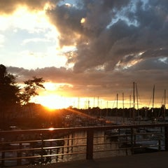 Photo taken at Annapolis Yacht Club by Stephanie M. on 9/13/2013