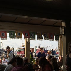 Photo taken at Poco's Bow Street Cantina by Scott J. on 7/11/2015