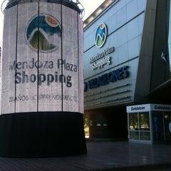 Photo taken at Mendoza Plaza Shopping by Nacho M. on 12/30/2012