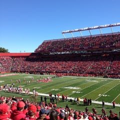 Photo taken at High Point Solutions Stadium by David S. on 10/13/2012