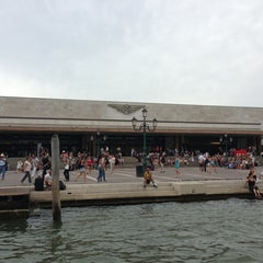 Photo taken at Stazione Venezia Santa Lucia by Murat T. on 7/29/2013