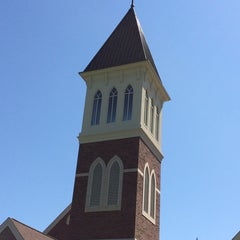 Photo taken at Kennesaw United Methodist Church (UMC) by Trish C. on 5/4/2014