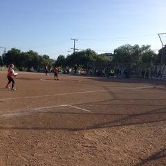 Photo taken at Tri Valley Softball Fields by Dan B. on 5/8/2014
