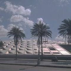 Photo taken at Bibliotheca Alexandrina | مكتبة الإسكندرية by Moustafa W. on 10/5/2012
