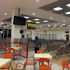 Photo taken at مطار الأمير نايف بن عبدالعزيز الدولي | Prince Nayef Bin Abdulaziz International Airport (ELQ) by OSAMA A. on 1/15/2013