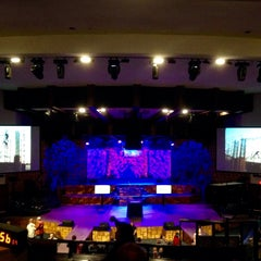 Photo taken at Cathedral Of Faith by Lizbeth F. on 4/4/2015