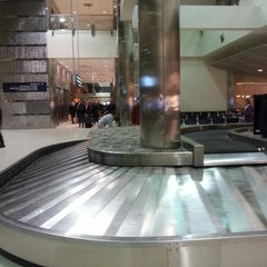Photo taken at Baggage Claim by William M. on 3/20/2013
