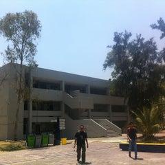 Photo taken at Centro de Lenguas Extranjeras FES Aragón UNAM by Johnn R. on 4/4/2013