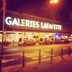 Photo taken at Galeries Lafayette Montparnasse by Jaime P. on 2/21/2013