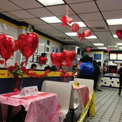 Photo taken at White Castle by Gabe A. on 2/14/2013