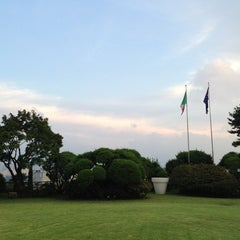 Photo taken at 주한 이탈리아 대사관 (Embassy of Italy) by PinkBT♡ on 8/17/2013