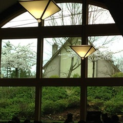Photo taken at KCLS Shoreline Library by Lhing M. on 4/2/2013