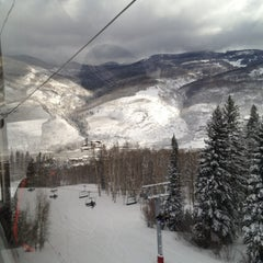 Photo taken at Vail Mountain by Debs on 4/14/2013