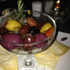 Photo taken at Six Resto Lounge by Martine S. on 1/26/2013