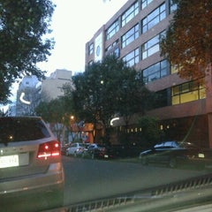 Photo taken at Universidad ICEL by Angel M. on 10/30/2012