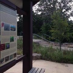 Photo taken at Friedrich Wilderness Park by David P. on 7/12/2014