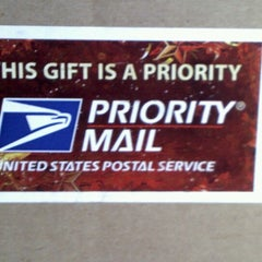 Photo taken at US Post Office by Estevan Q. on 12/21/2012