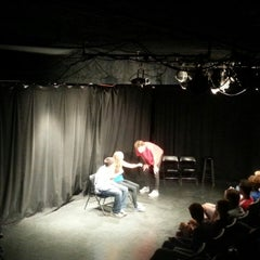 Photo taken at The Playground Theater by Mike D. on 9/6/2014