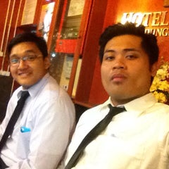Photo taken at Hotel UiTM Dungun by Khairul B. on 12/7/2014