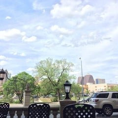 Photo taken at Chaz on the Plaza by David J. on 4/24/2016