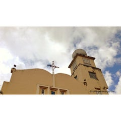 Photo taken at Iglesia San Antonio de Padua by Roberto C. on 6/27/2015