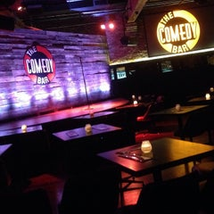 Photo taken at The Comedy Bar by Rich K. on 2/27/2015