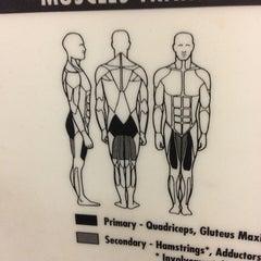 Photo taken at LA Fitness by Sam G. on 12/18/2012