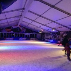 Photo taken at SnowWorld by Bastiaan H. on 12/16/2012