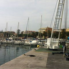 Photo taken at Sanremo by Jorge E. on 10/11/2012