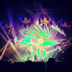 Photo taken at Sprint Center by Tina S. on 12/10/2012