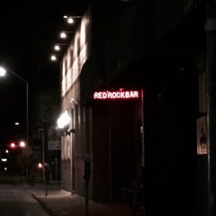Photo taken at RedRock Bar by Paige D. on 2/22/2015