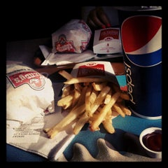 Photo taken at Wendy's by Pedro A. on 1/2/2013