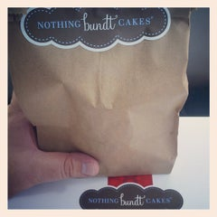 Photo taken at Nothing Bundt Cakes - Manhattan Beach by Lx G. on 2/21/2015