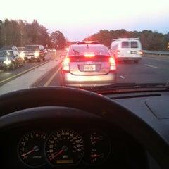Photo taken at I-64 Exit 181: Parham Rd by Jeremy T. on 11/5/2012