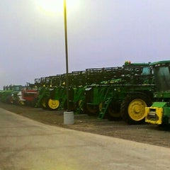 Photo taken at Fillmore Equipment, Inc by Bradd D. on 11/21/2012