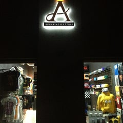 Photo taken at Augusta Life Store by Guilherme M. on 6/25/2013