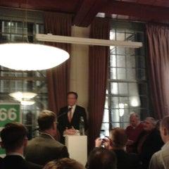 Photo taken at 't Meisjeshuis by Martine Koopman on 1/12/2013