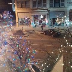 Photo taken at The Eldridge by Jennifer C. on 12/2/2014