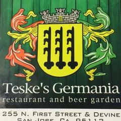 Photo taken at Teske's Germania by Steven B. on 6/30/2015
