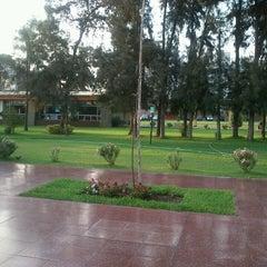 Photo taken at Colegio Santa María Marianistas by Julio C. on 4/18/2013