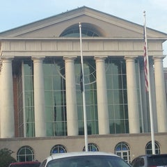 Photo taken at Clayton County Justice Center by Sarah B. on 10/9/2014