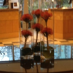 Photo taken at The Westin Bayshore, Vancouver by Jeff R. on 11/17/2012