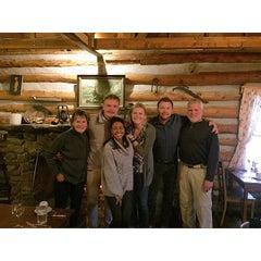 Photo taken at Gold Hill Inn by Patrícia N. on 5/23/2015