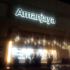 Photo taken at Amanjaya Mall by Azman A. on 8/21/2013