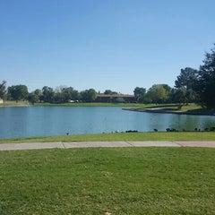 Photo taken at Dobson Ranch Park by Jeremy L. on 11/5/2015