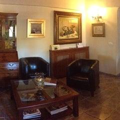 Foto tomada en Hotel con Encanto Masia La Mota por Indira A. el 1/23/2014