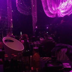 Photo taken at Cavalli Club by Inna I. on 2/10/2013