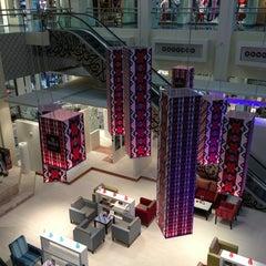Photo taken at Al Aali Mall | مجمع العالي by AHMED M. on 1/15/2013